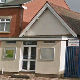 Christadelphian Hall, 23 Institute Road, Kings Heath B14 7EG